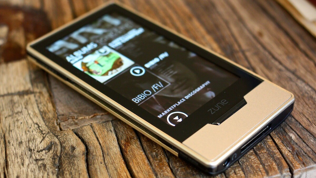 Microsoft confirms it will no longer produce Zune players, shifts focus to Windows Phone