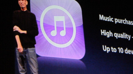 Apple to wipe iTunes Match libraries again on November 12th, launch soon?