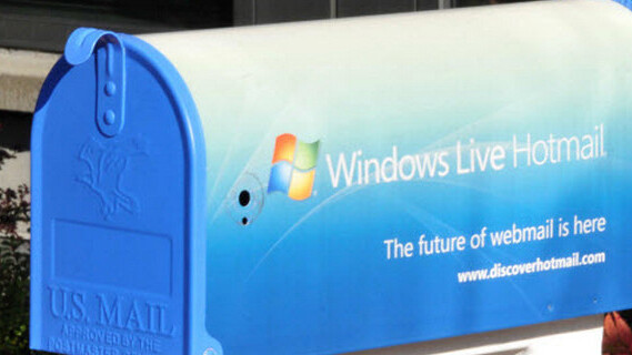 What's driving Hotmail's massive mobile adoption? The iPhone