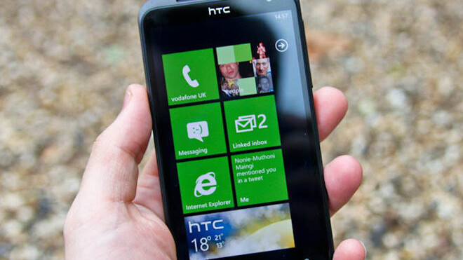 HTC's Titan landing at AT&T on November 20th