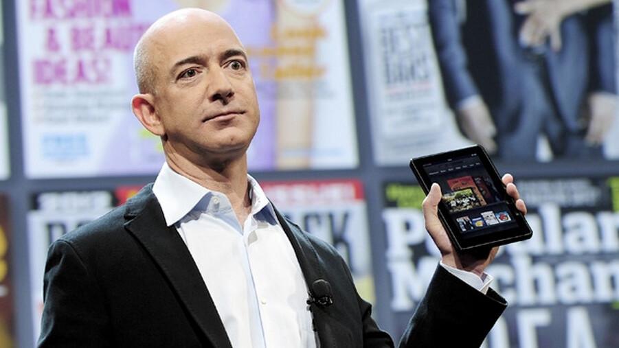 Amazon The Hulking Giant [Infographic]