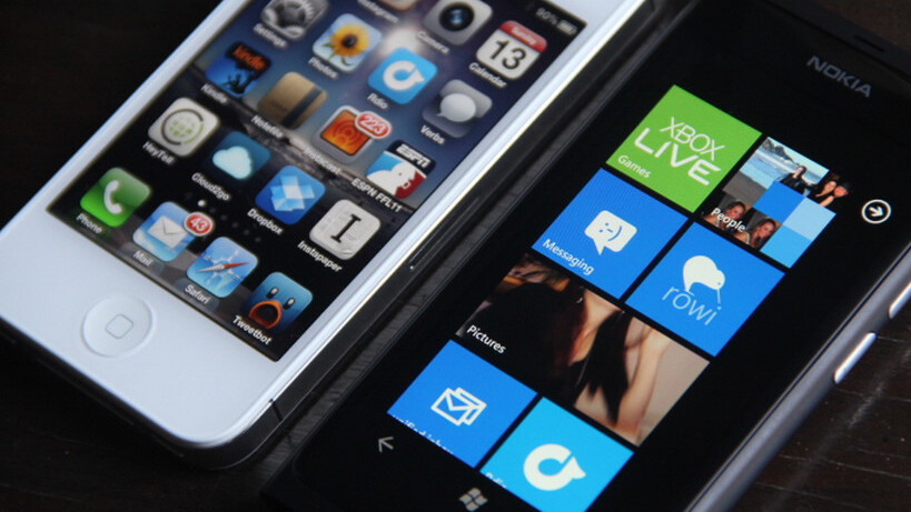 The Lumia 800 is breaking preorder records for Nokia