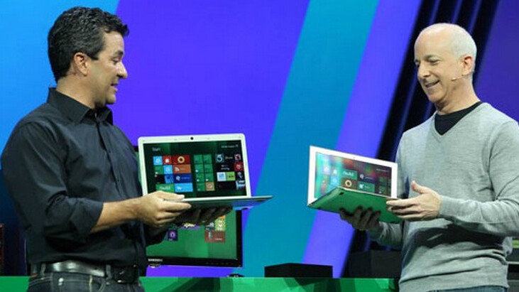 Intel is high on the Windows 8 Kool-Aid