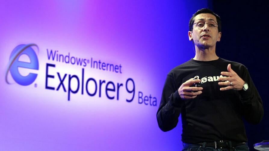 The Internet Explorer team goes full nerd for web standards