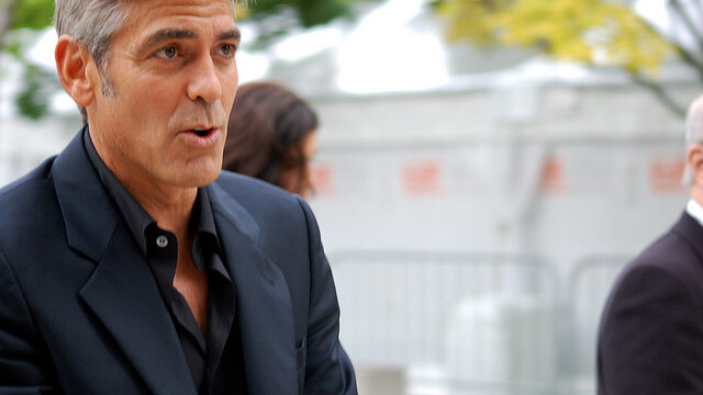 George Clooney tipped to play Apple boss in Steve Jobs movie