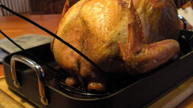 Make your own Thanksgiving Google Doodle to share with your Google+ Circles