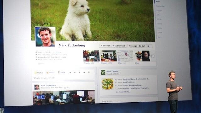 In preparation for Timeline, Facebook now lets you change the date on photos
