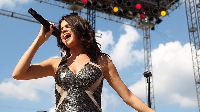 Selena Gomez; pop icon, startup investor, and now queen of postcards [interview]