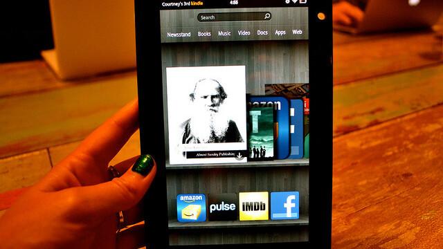 Amazon Kindle sales quadruple on Black Friday, Kindle Fire top performer