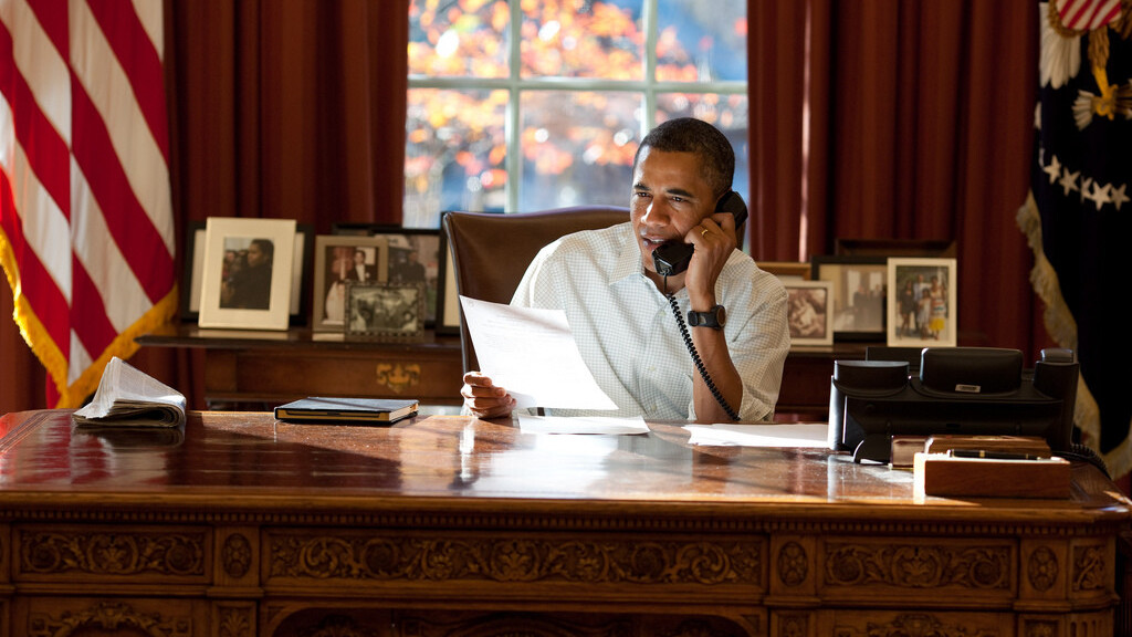 President Obama likes his iPad 2 wrapped up in a DODOcase