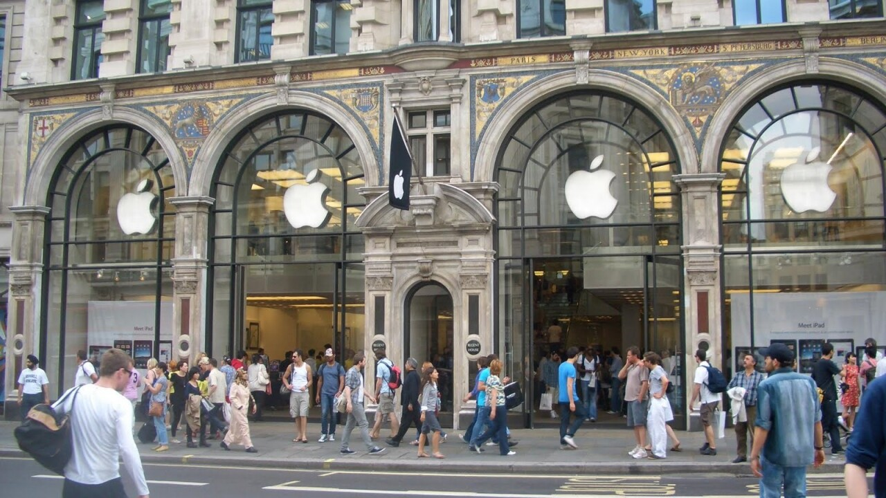 Changes to the Apple Store should help you avoid its salespeople