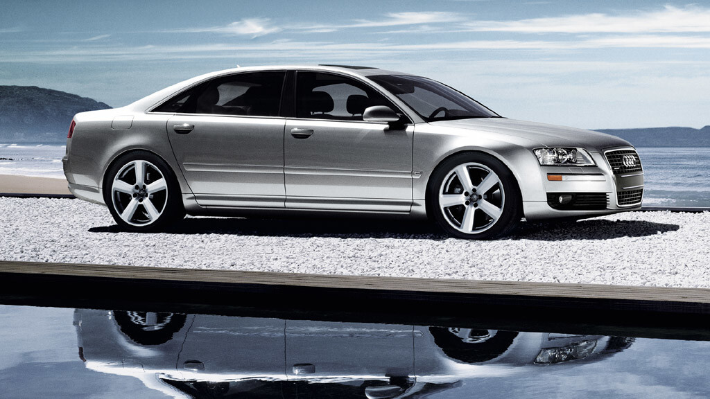 """New Audi ad plays with the iPad's """"Slide to Unlock"""""""