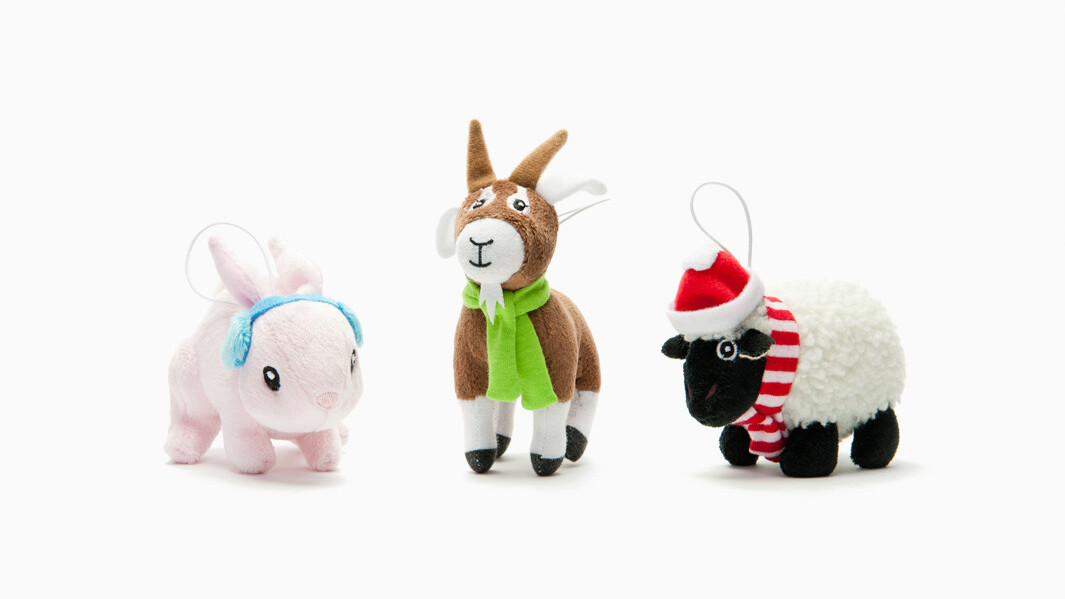 Facebook Giveaway: FarmVille Collectible Toys from Zynga