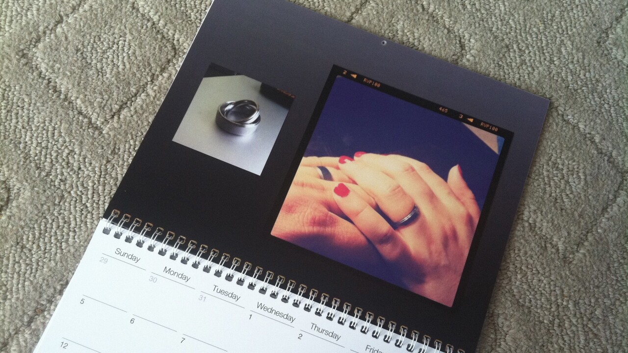 Keepsy goes beyond Instagram, pulling in public photos to create giftable calendars