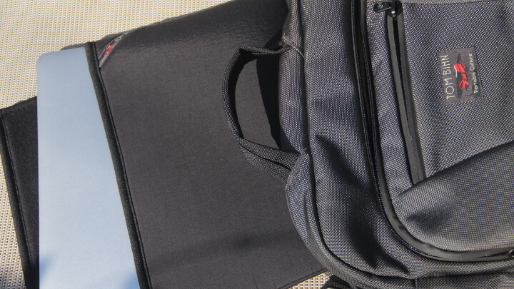 TNW Review: The Tom Bihn Cadet laptop bag is a rugged and refined winner