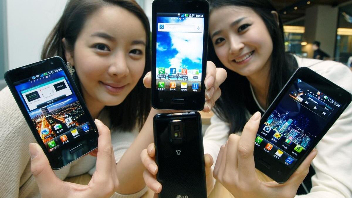 LG confirms Ice Cream Sandwich update for latest Optimus smartphones