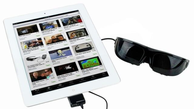 The joy of specs: Vuzix demos the future of AR video eyewear