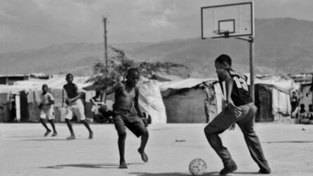 Chasing Photons: Waiting for Haiti, a photo study of devastation and hope