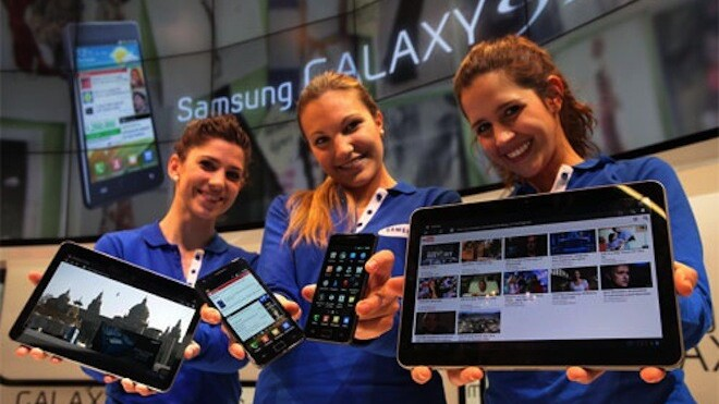 Samsung's next line of devices could be called Galaxy Sleek