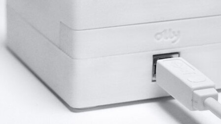 Olly: A device that lets you smell the Internet