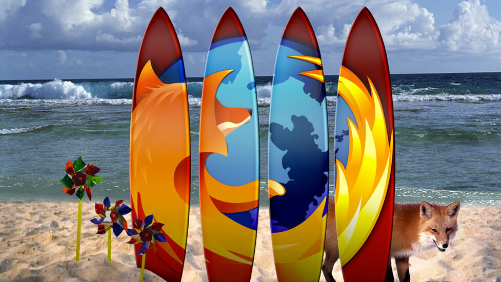 Firefox 8 launches with native support for Twitter search and better extension handling