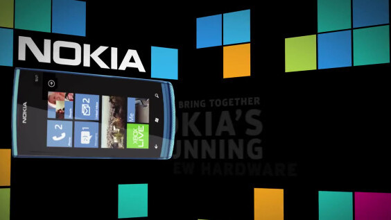 Nokia Showcases New Windows Phone in Developer Promo Video
