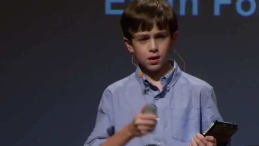 Absolutely amazing: 6th grade iPhone app developer speaks at TEDx