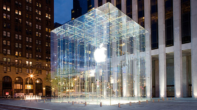 Apple's NY 5th Avenue store closes in preparation to launch new design tomorrow