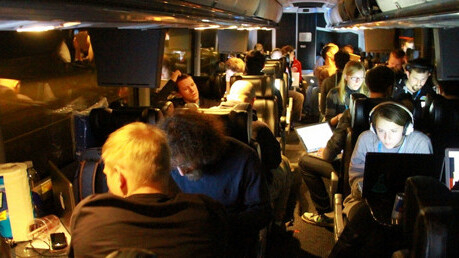 StartupBus is coming to Europe, and we'll be on board