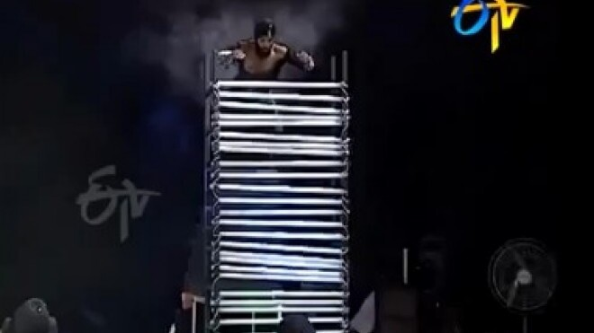You need to watch this crazy Indian talent show video RIGHT NOW