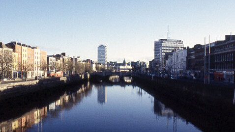 What attracts big tech companies to Ireland? Hint: It's not just low taxes