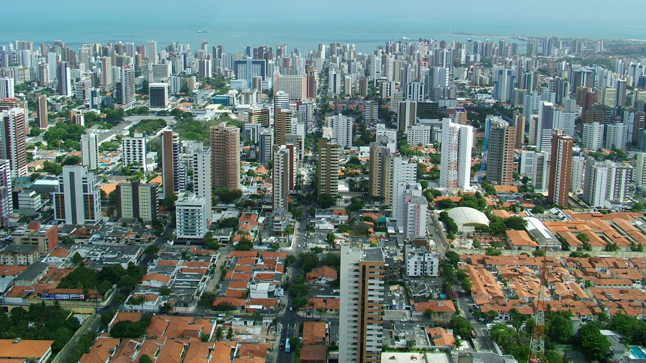 This public project aims to bring broadband Internet to 6.8 million people in one Brazilian state