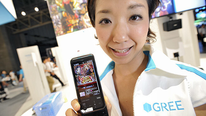 Japan's GREE reveals details of upcoming global mobile gaming service