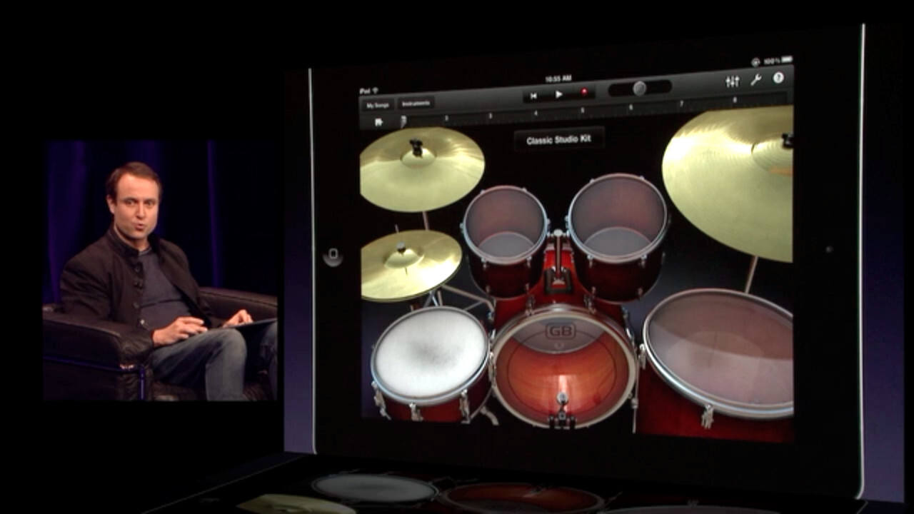 Look out competitors, Apple's GarageBand is now on iPhone and iPod touch for $5