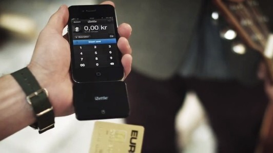 Europe's Square rival iZettle officially launches its iOS card payments service
