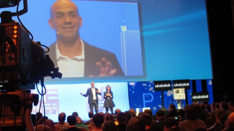 Win a free pass to LeWeb 2011!