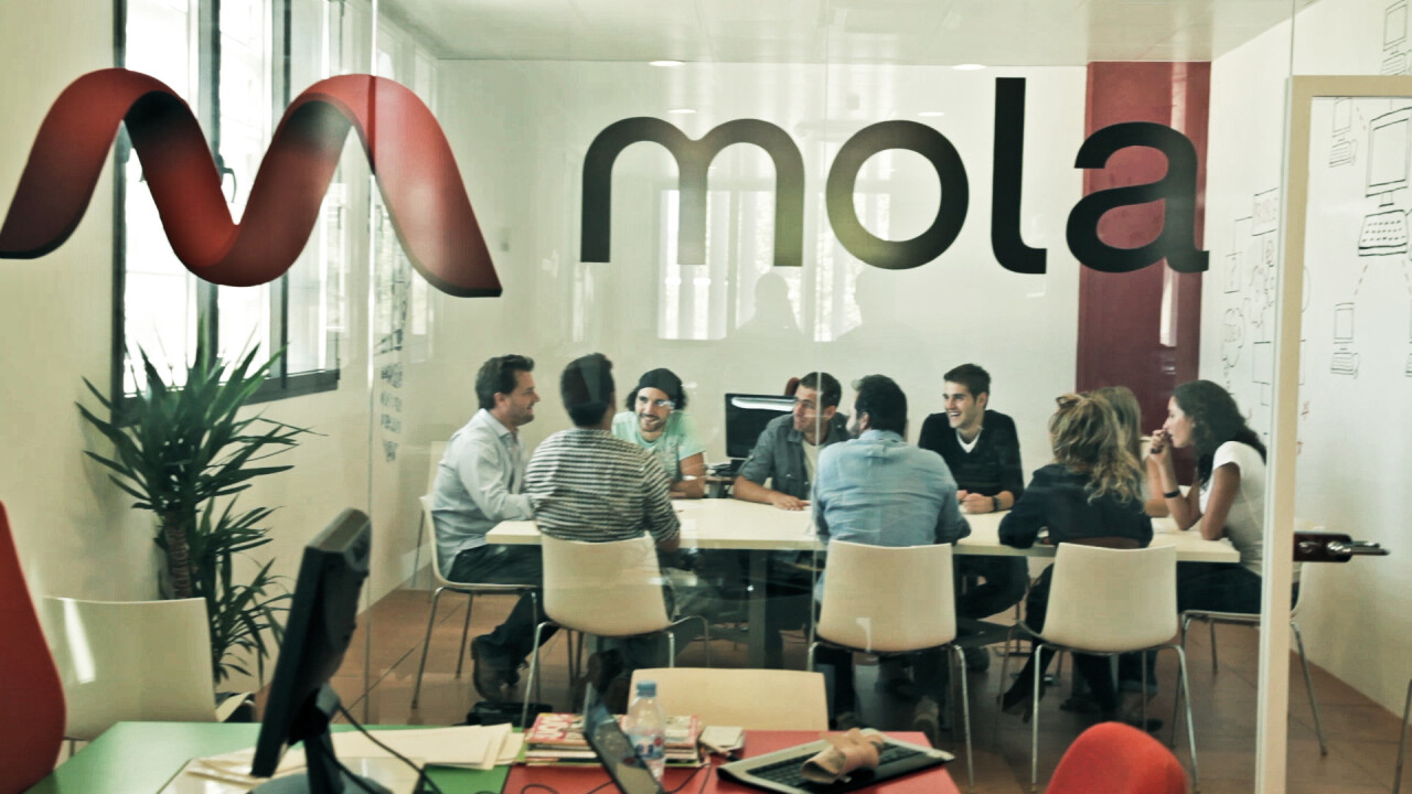 Spanish accelerator Mola celebrates its first anniversary, gears up to expand in Latin America