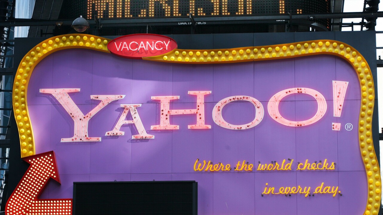 Microsoft pokes the Yahoo acquisition fire again, signs non-disclosure agreement