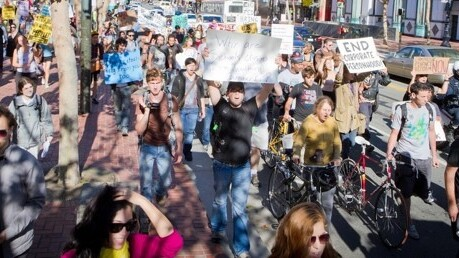 What's important about the Occupy movement? Our online behavior gets an offline voice