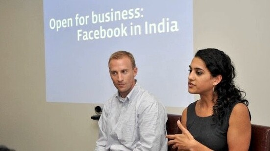 Facebook expects India to become its largest market, aided by mobile growth