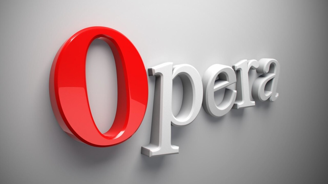 Opera Mini rockets past 140m users; 22 countries now have 1m users per month