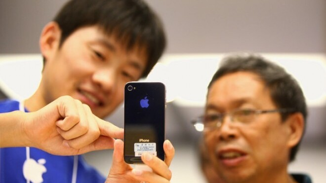 Smartphone market in China now bigger than the US, says report