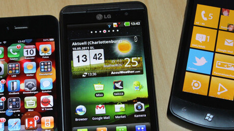 European ad impressions to smartphones almost doubled in just 90 days, InMobi says