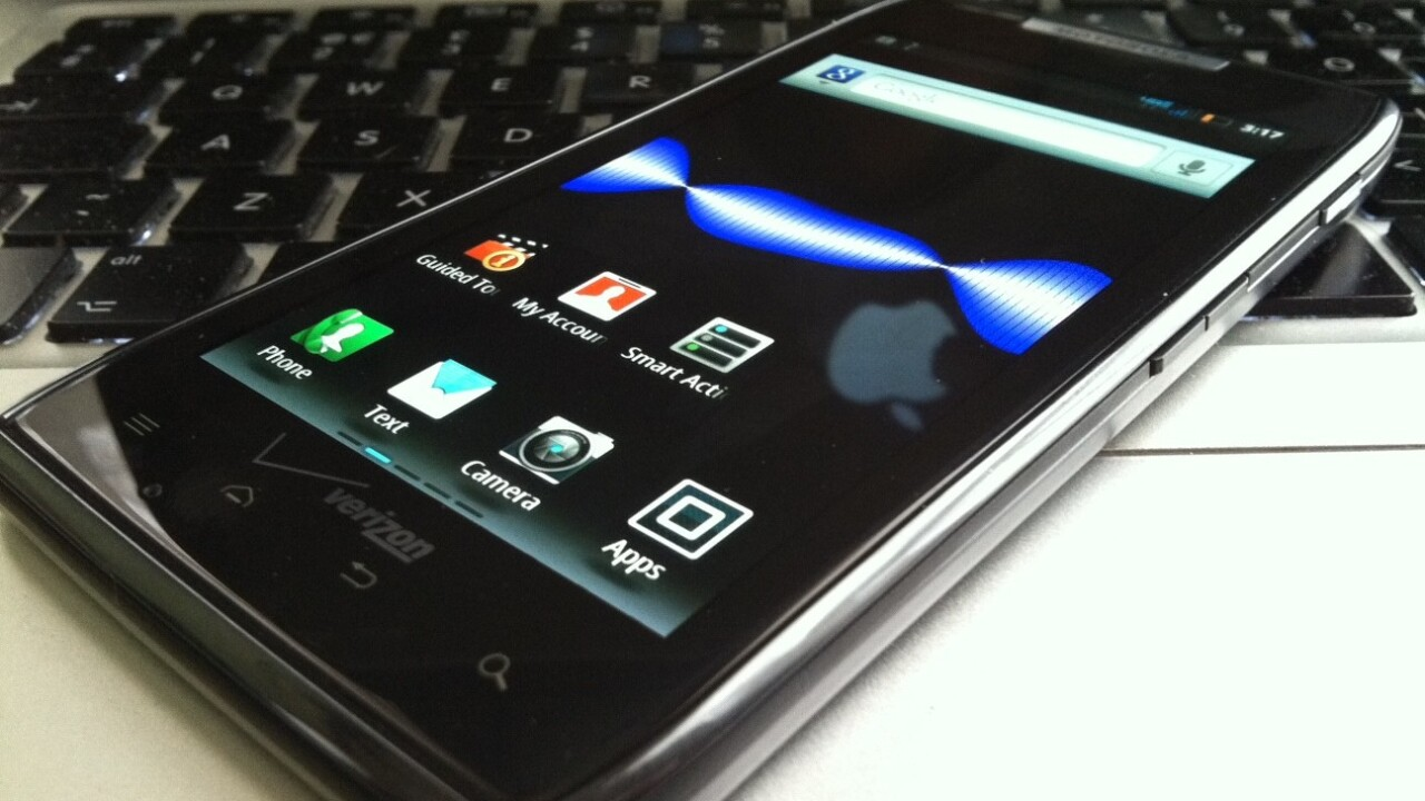 Motorola Droid RAZR review – This is probably not the Droid you're looking for