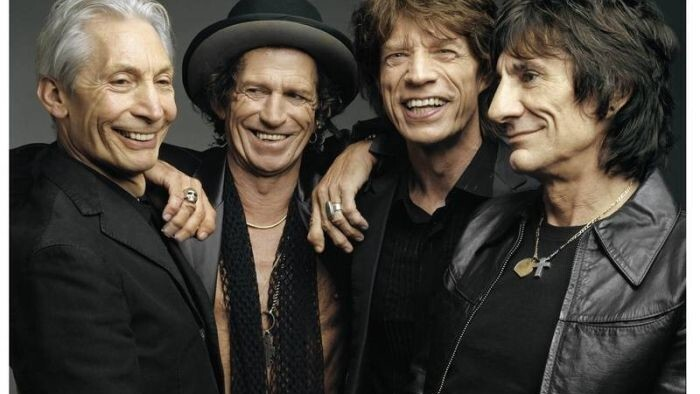 """The Rolling Stones launch a """"digital archive"""""""