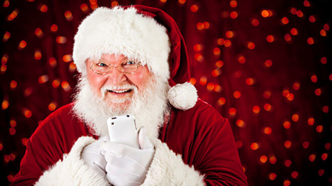 This retailer's social powered Santa Claus puts the Christmas spirit back in gift-giving