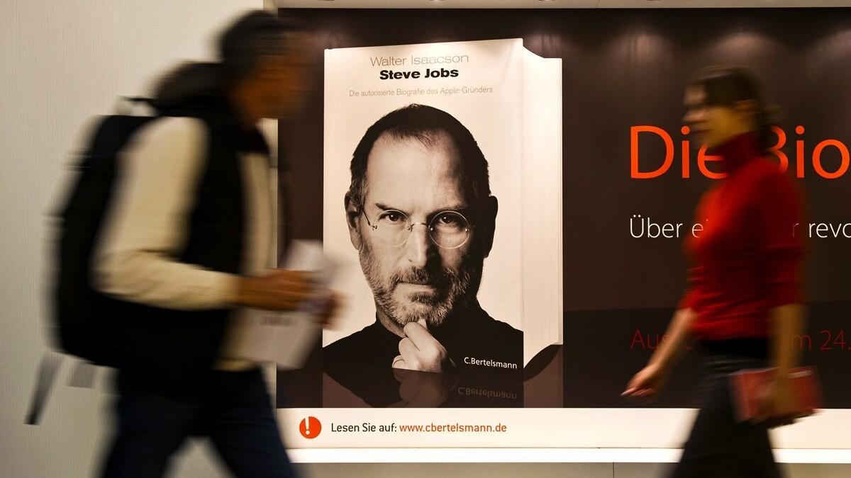 Steve Jobs biographer kept quiet about Apple's product plans