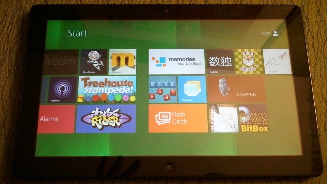 Samsung confirms Windows 8 tablet coming in second half of 2012