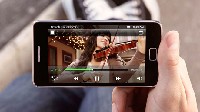 Samsung takes a jab at Apple's iPhone in this new Galaxy S II commercial