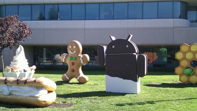 Samsung confirms Ice Cream Sandwich updates coming to Galaxy devices in Q1 2012